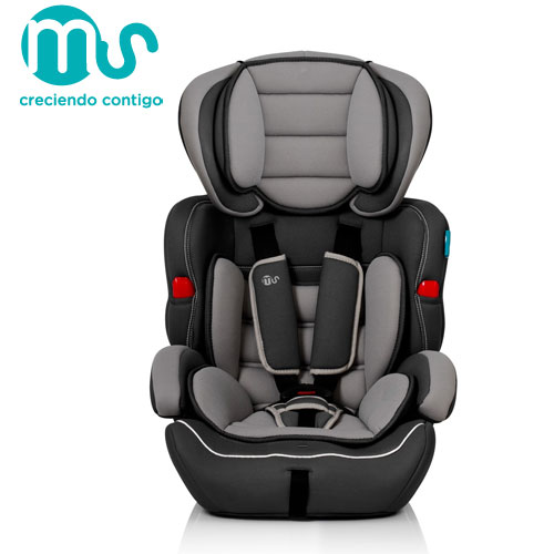 Innovaciones Ms - Scaun auto Travel Grey 9-36kg